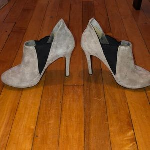 BCBG heeled booties